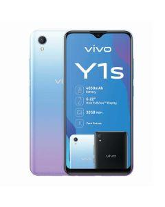 vivo Y1s 32GB Dual Sim - Aurora Blue