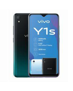 vivo Y1s 32GB Dual Sim - Olive Black