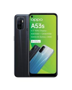 Oppo A53s Single Sim 128GB - Electric Black
