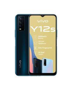 Vivo Y12s Dual Sim 32GB - Phantom Black