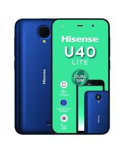 Hisense U40 Lite Dual Sim 8GB - Navy Blue