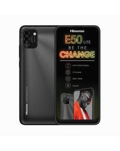 Hisense E50 Lite 32GB Dual Sim - Charcoal
