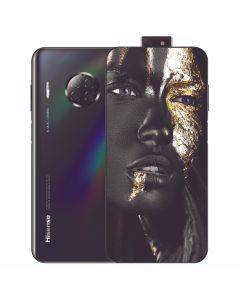 Hisense Infinity  H50 Zoom 128GB Single Sim - Black Pearl