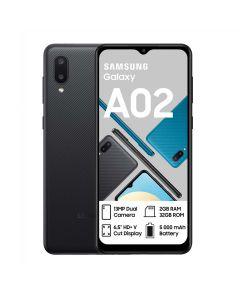 Samsung Galaxy A02 32GB Dual Sim - Black