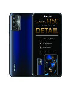 Hisense Infinity H50 Single Sim 128GB - Black