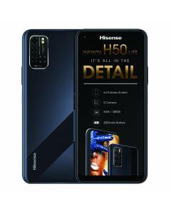 Hisense Infinity H50 Lite 128GB Single Sim - Black