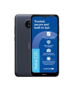 Nokia C20 Single Sim 16GB - Dark Blue