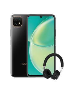 Huawei Nova Y60 Single Sim 64GB in Black sold by Technomobi