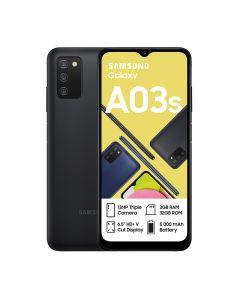 Samsung Galaxy A03s Single Sim 32GB in Black sold by Technomobi