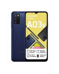 Samsung Galaxy A03s Dual Sim 32GB in Blue sold by Technomobi