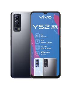 Vivo Y52 5G Single Sim 128GB in Graphite Black sold by Technomobi