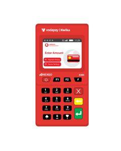 VodaPay Kwika K300 Point of Sale Machine - Red