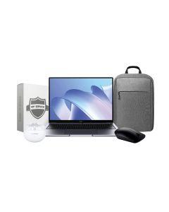 Huawei MateBook 14 256GB + Freebuds 4i in Space grey sold by  Technomobi