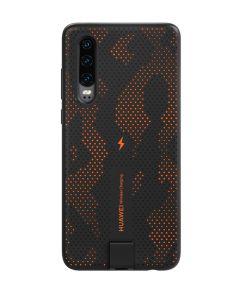 Huawei P30 Wireless Charging Case - Orange