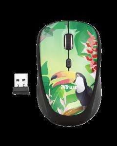 Trust Yvi Wireless Mouse – Toucan