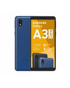 Samsung Galaxy A3 Core 16GB Single Sim Network Locked in Blue Sold by Technomobi