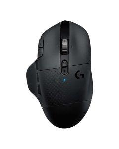 Logitech G604 Lightspeed Wireless Gaming Mouse - Black