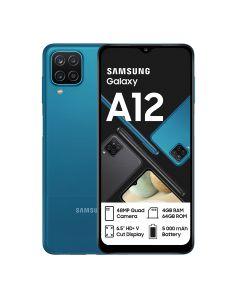 Samsung Galaxy A12 64GB Dual Sim - Blue