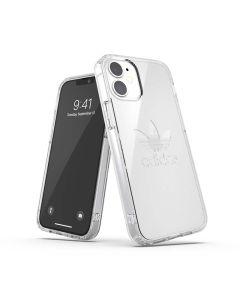 Adidas Apple iPhone 12 Mini Protective Case - Clear