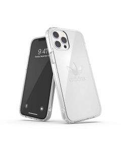 Adidas Apple iPhone 12 Pro Max Protective Case - Clear