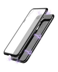 Body Glove Apple iPhone XR Chrome Magnetic Case - Black