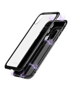 Body Glove Apple iPhone XS Chrome Magnetic Case - Black