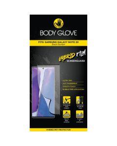 Body Glove Samsung Galaxy Note 20 Hybrid Screenguard - Black