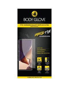 Body Glove Samsung Galaxy Note 20 Ultra Hybrid Screenguard - Black