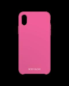 Body Glove Silk Case Apple iPhone Xs/X - Pink