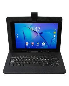 "Connex 10.1"" Mediatek Quad Core Tablet 16GB - Black"