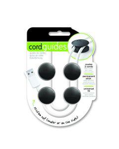 Dotz Cord Guides - Black