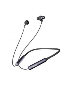 1More Stylish Dual Driver Bluetooth In Ear Headphones - Black