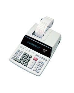 Sharp EL-2607PG Premium Fast Printer Calculator AC Powered - White