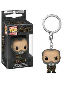 Funko Pocket Pop! Keychain: Game Of Thrones S10 - Davos