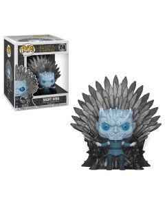 Funko Pop! Deluxe: Game of Thrones S10  - Night King Throne