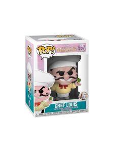 Funko Pop! Disney: The Little Mermaid - Chef Louis
