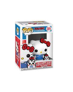 Funko Pop! Hello Kitty 45Th Anniversary - Hello Kitty 8 Bit With Chase