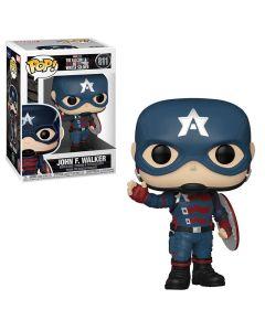 Funko Pop! Marvel: Captain America Winter Soldier - John Walker