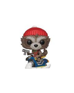Funko Pop! Marvel: Holiday - Rocket