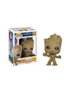 Funko Pop! Movies: Marvel: Guardians of The Galaxy Vol 2 - Groot