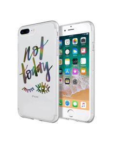 Incipio Design Series Classic iPhone 7/8 Plus Cover - Not Today