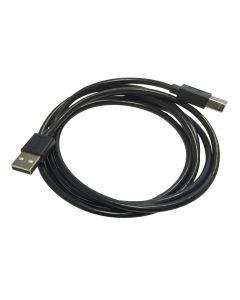 Snug Hi Speed USB 2.0 A to B Cable 3M - Black