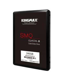 Kingmax 240GB SATA 3 SSD Drive - Black