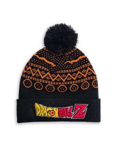 Dragon Ball Z Winter Beanie - Black