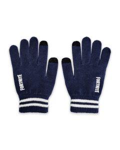 Fortnite Logo Gloves - Navy