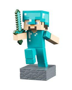 Minecraft-Diamond Steve Adventure Figures Series 1