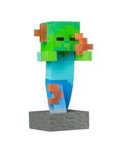 Minecraft: Flaming Zombie Adventure Figures Series 1