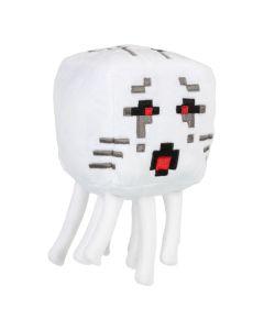 Minecraft: 7 Inch Happy Explorer Ghast Plush - Blue/White