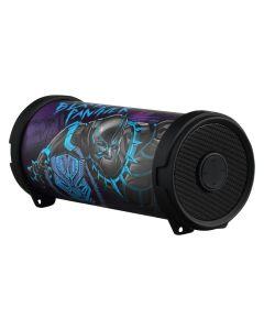 Marvel Mini Tube Bluetooth Speaker - Black Panther