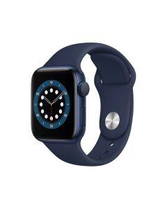 Apple Watch Series 6 Gps 44Mm - Blue Aluminium Case With Deep Navy Sport Band Regular